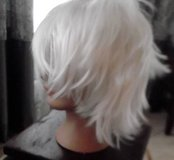 Platinum Costume wig (Cosplay)NEW in Las Cruces, New Mexico