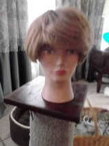 Copper Colored Short Wig in Las Cruces, New Mexico