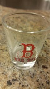 New Boston Red Sox MLB 2oz collectible shot glass in Camp Pendleton, California