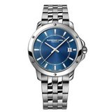 Raymond Weil Tango Blue Dial Stainless Steel Mens Watch 5591-ST-50001 in Lockport, Illinois