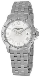 Raymond Weil Geneve  Men 5599-ST-00658 Tango Silver Dial Watch. in Naperville, Illinois