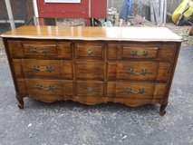 "THOMASVILLE FRENCH PROVINCIAL 64"" long DRESSER in Yorkville, Illinois"