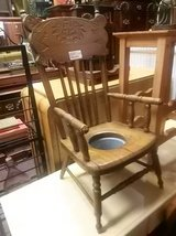 Antique Potty Chair in Batavia, Illinois