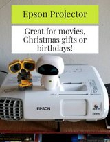 Epson Projector *REDUCED* in Oswego, Illinois