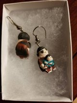 Vintage Storyteller earrings never worn in Oceanside, California