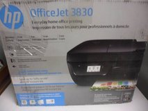 HP OfficeJet 3830 Wireless All-in-One Photo Printer with Mobile Printi in Westmont, Illinois