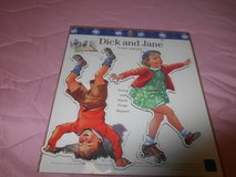 DICK and JANE Large Cardboard Refrigerator Magnets. Sealed in Orig Pkg! in Spring, Texas