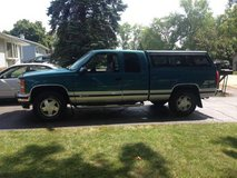 Chevrolet Silverado Extended Cab 3rd Door Z71 in Plainfield, Illinois