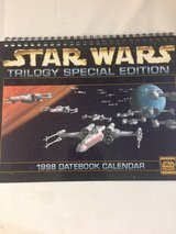 Star Wars Trilogy special edition 1998 datebook calendar new in Quantico, Virginia