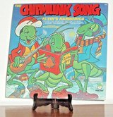 "NEW Vintage 1978 The Chipmunk Song 33 RPM 12"" LP Record Santa Rudolph Chrstmas in Morris, Illinois"