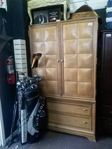 Quilted Armoire in Naperville, Illinois