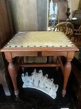 Antique Stool in St. Charles, Illinois