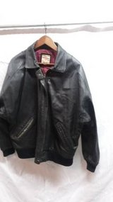 American Weekend Leather Jacket/Coat in Morris, Illinois