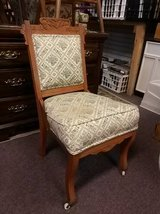 Victorian Chair in St. Charles, Illinois