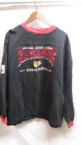 Blackhawks Sweatshirt in Plainfield, Illinois