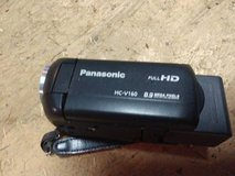Video Camera with USB power cord and wall adapter in Fort Lewis, Washington
