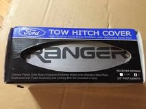 New Ford Ranger Logo Tow Hitch Cover Plug in Orland Park, Illinois