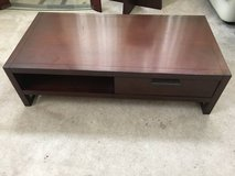 Cherrywood Low Profile TV Stand in Lockport, Illinois