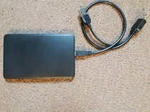 """500GB External Hard Drive 2.5"""" Portable in Fort Campbell, Kentucky"""