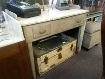 Primitive Table Desk in Elgin, Illinois