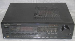 Pioneer 5-Band Equalizer Advanced Receiver Amplifier Tuner Stereo in Aurora, Illinois