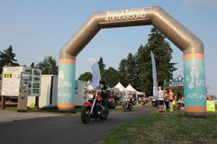 Finish line arch - Event Inflatable in Fort Lewis, Washington