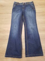 Ladies size 12 boot cut style new jeans in Temecula, California