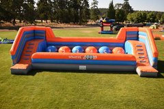 "New!!  Inflatable ""Wipeout"" Style; Big Ball Inflatable in Fort Lewis, Washington"