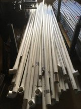 Lot of PVC Pipe - White in Fort Lewis, Washington