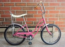 "Vintage 1978 Schwinn Stingray Lil' Chik 20"" Girls Bicycle Chicago in Yorkville, Illinois"
