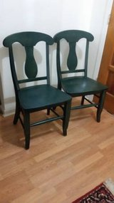 Pair of Wood Chairs in Cleveland, Texas