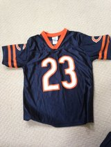 chicago bears devin hester #23 nfl team apparel football jersey size: L 12-14 in Joliet, Illinois