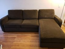 L-SHAPE SLEEPER COUCH WITH STORAGE in Camp Pendleton, California