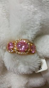 New Pink Ring in Kingwood, Texas
