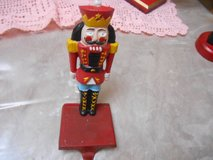 "6""  Metal Nutcracker Figurine Shelf Sitter! in Spring, Texas"