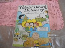 Vintage Charlie Brown's Dictionary by Charles M Schulz! Over 500 Pictures in Full Color! in Bellaire, Texas