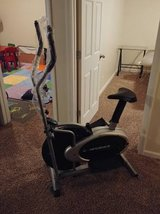 New! Air Elliptical w/seat in Fort Campbell, Kentucky