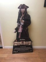 Pirates Of The Caribbean Johnny Depp Cut Out in Baytown, Texas