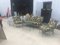 Iron Patio Furniture in Baytown, Texas
