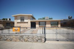 Cozy 4 Bedroom Home!! in El Paso, Texas