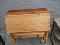 ALL HARD WOOD DESK MINT in Orland Park, Illinois