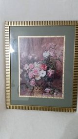 "Framed Bouquet Picture 18""W x21""D in Cleveland, Texas"