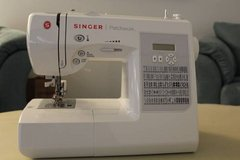 Singer patchwork sewing machine in Quantico, Virginia
