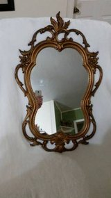 "Vintage Framed Mirror 19""W x 30""T in Cleveland, Texas"