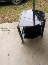 Black Glass Tables in Cleveland, Texas