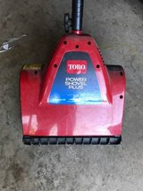 Toro 38361 Power Shovel Electric Snow Blower, 12-In in Oswego, Illinois