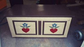Vintage Storage Bench in The Woodlands, Texas