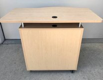 Mobile Instructor Desk, Store Front Counter, Craft Table, Desk - New! in Shorewood, Illinois