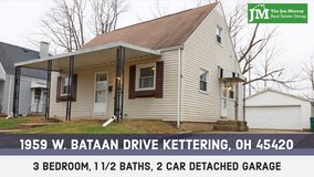 1959 W Bataan Drive Kettering OH 45420 in Wright-Patterson AFB, Ohio