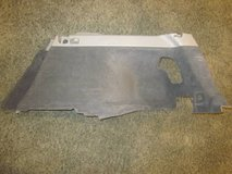 TOYOTA PRIUS 2008 Trim Panel Interior Rear Cargo Panels GREY GRAY in Naperville, Illinois